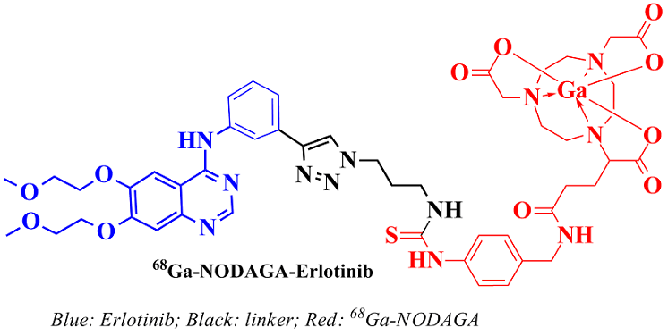 68Ga labeled NODAGA-Erlotinib